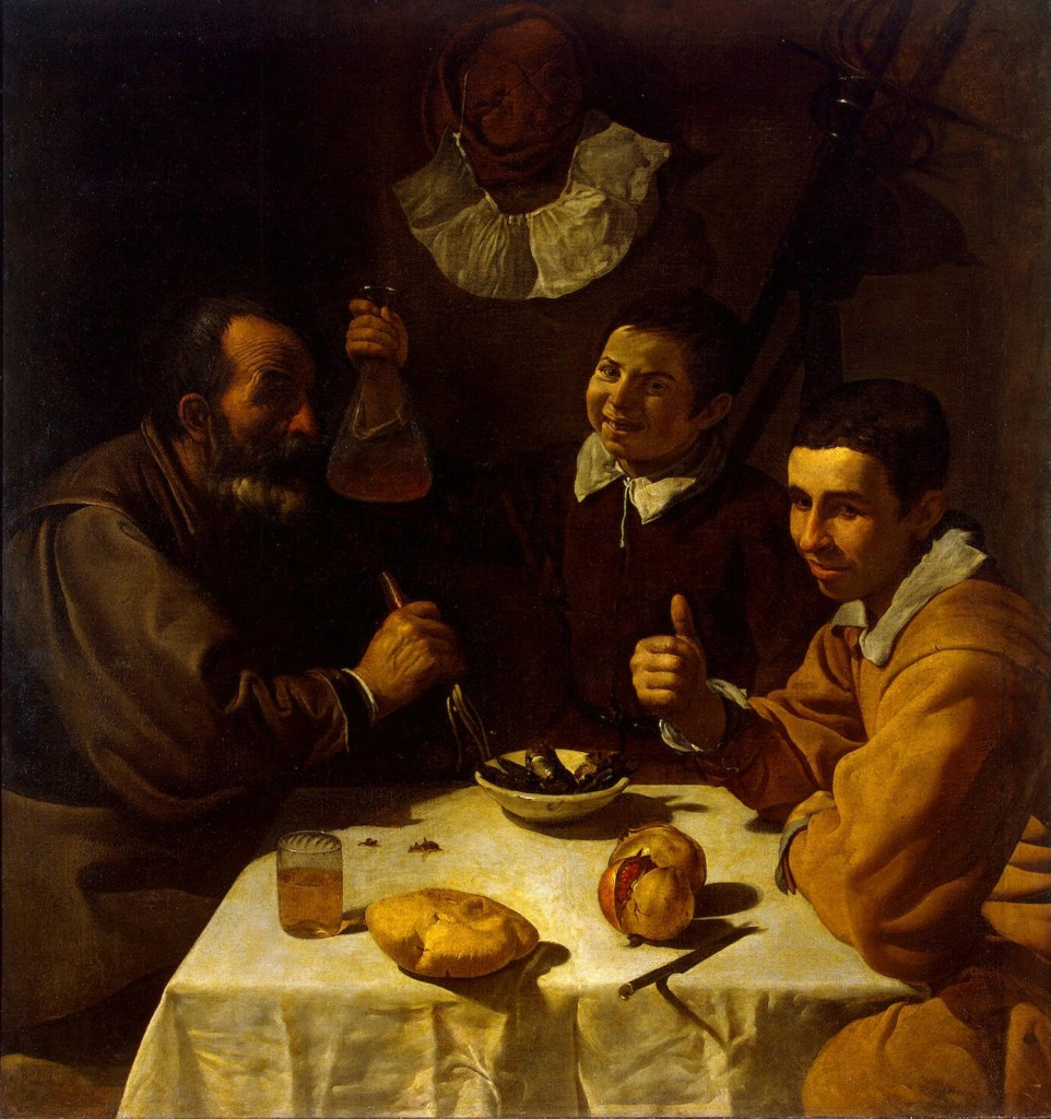 Velazquez - The Lunch